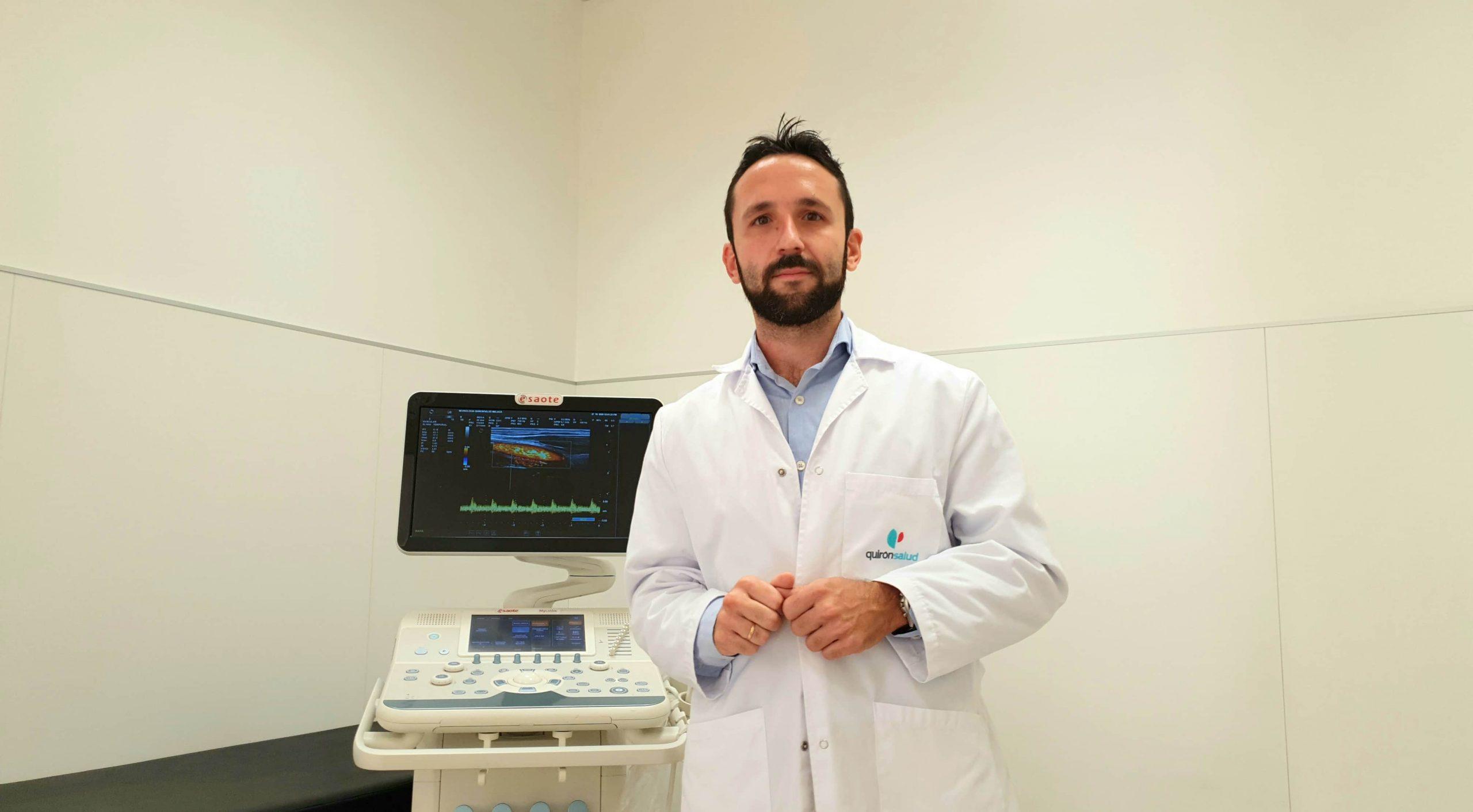 Dr José Antonio Sánchez Neurología Quirónsalud Málaga.