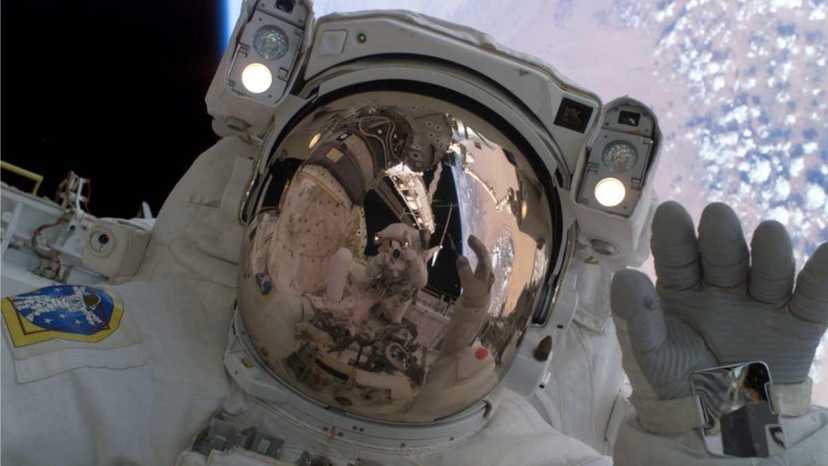 El sueño de ser astronauta