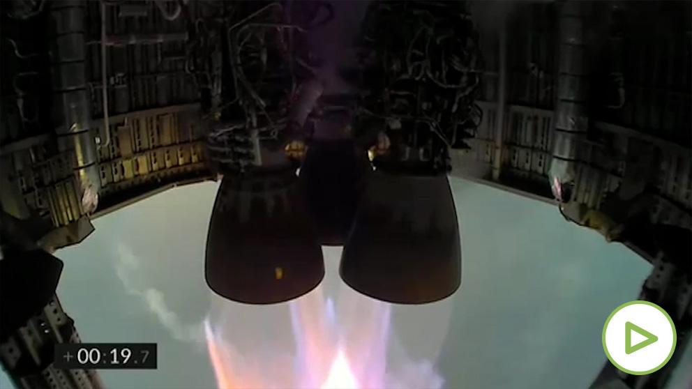 Explosión en la Starship11