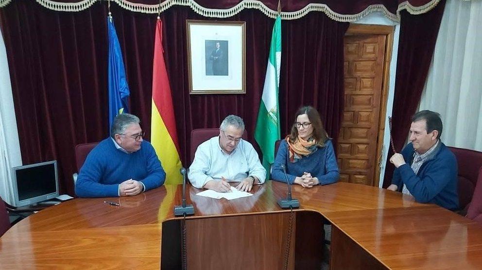 Almería.-El alcalde de Gérgal (PP) cesa al primer teniente de Alcalde (Cs) a semanas del relevo acordado en la Alcaldía.