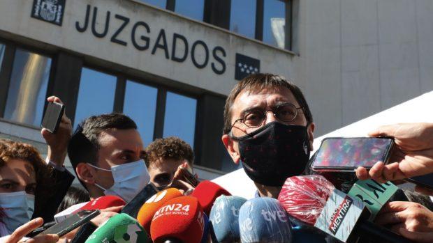 Juan Carlos Monedero UDEF