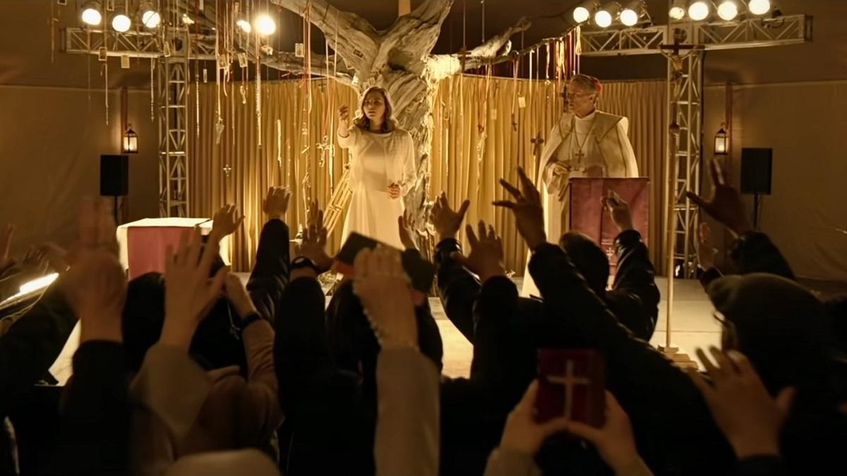 'Ruega por nosotros' llega a cines en Semana Santa (Sony Pictures)