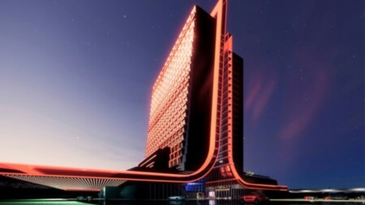 Atari construirá un hotel en Gibraltar