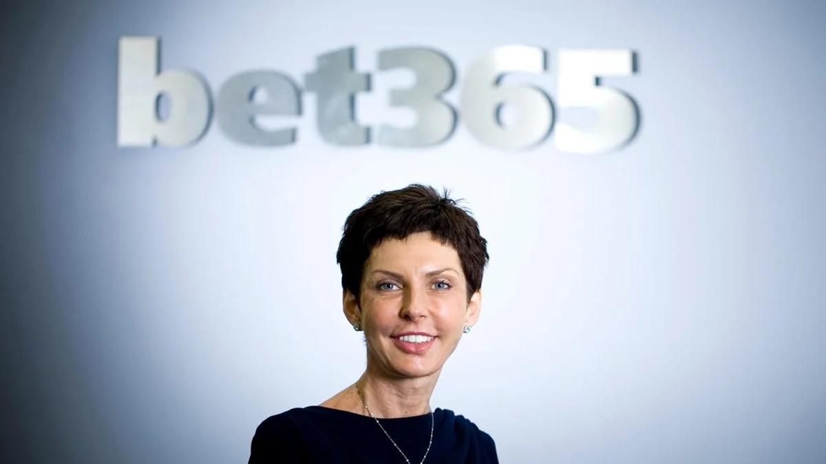 Denise Coates, fundadora de Bet365