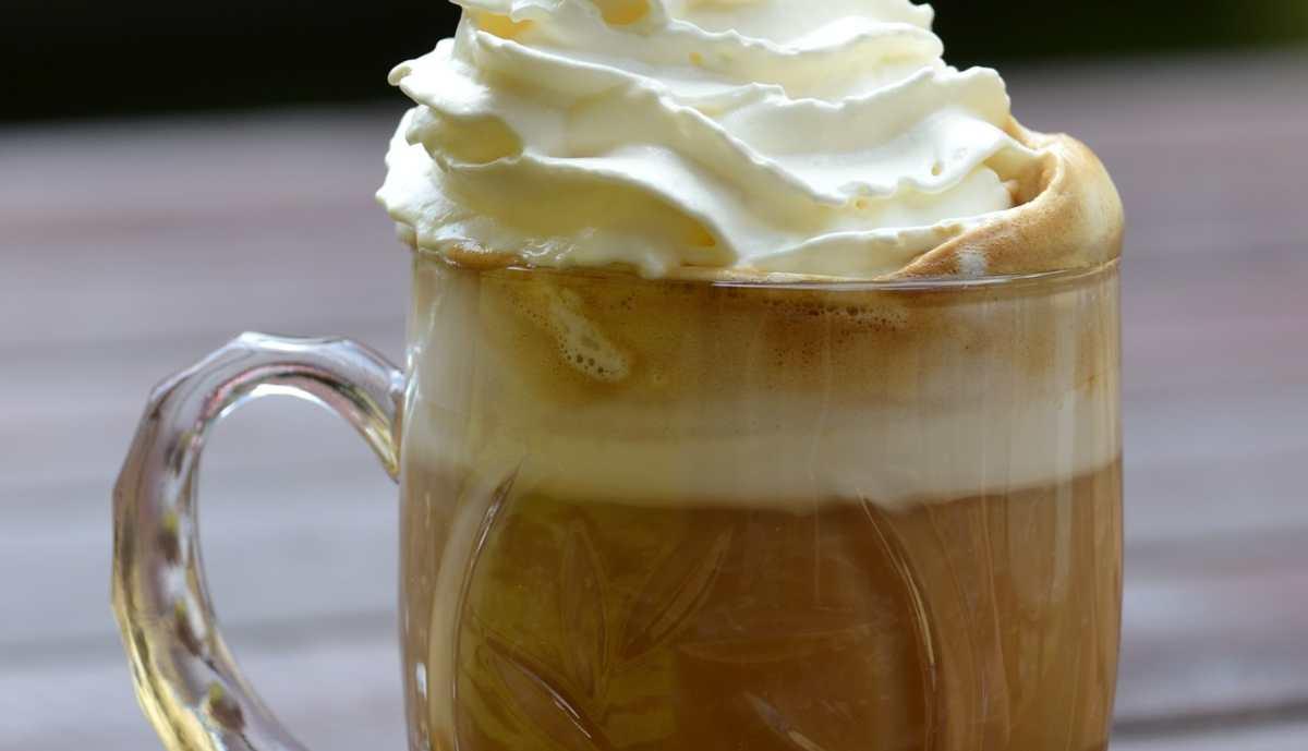 Energizante batido de café