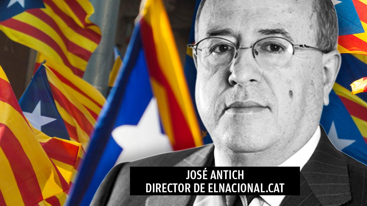 José Antich, director de ElNacional.cat