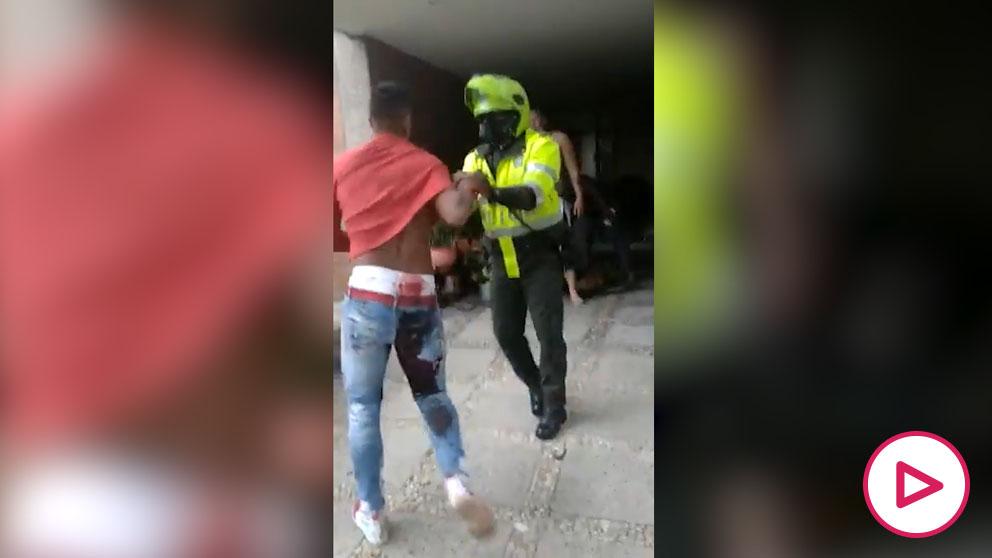 Escándalo en Colombia: Guarín, ex del Inter y Oporto, detenido por agredir a sus padres.