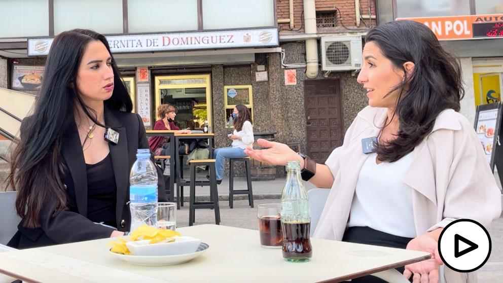 """Rocío Monasterio: «Vox será clave para que no gobierne la izquierda en Madrid"""""""