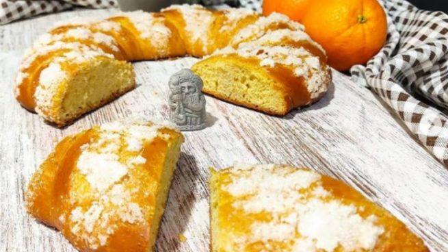 Rosca de Pascua o gallega, una receta tradicional imprescindible para Semana Santa