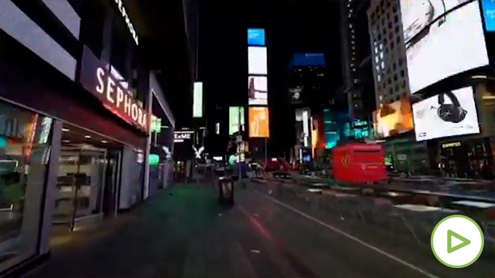 Nueva York desierto