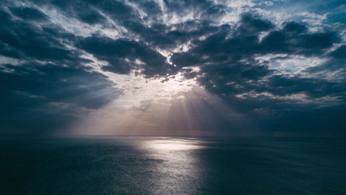 Científicos detectan la nube más fría del mundo que sobrevuela el Océano Pacífico