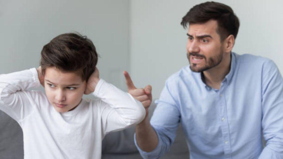 Las frases que nunca debes pronunciar frente a un niño