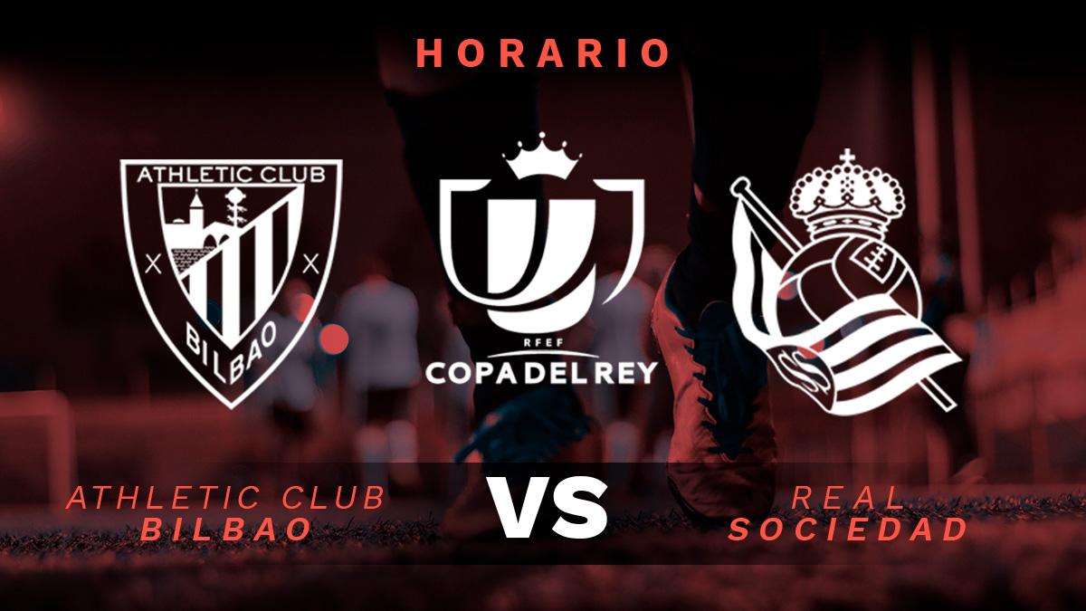 Athletic Club de Bilbao – Real Sociedad: final de la Copa del Rey