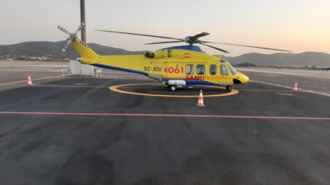Babcock aventaja a Eliance para adjudicarse por 22,4 millones el transporte sanitario aéreo de Baleares