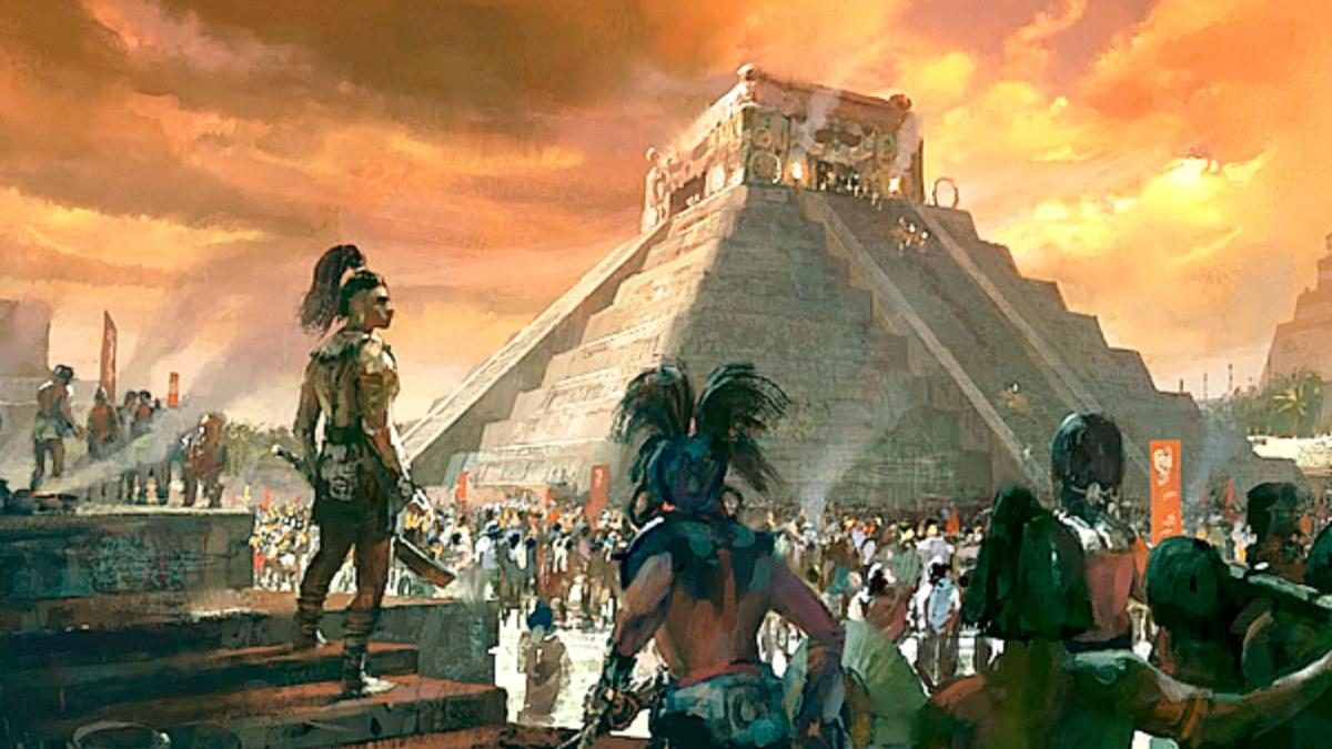 La sal era muy importante para los mayas