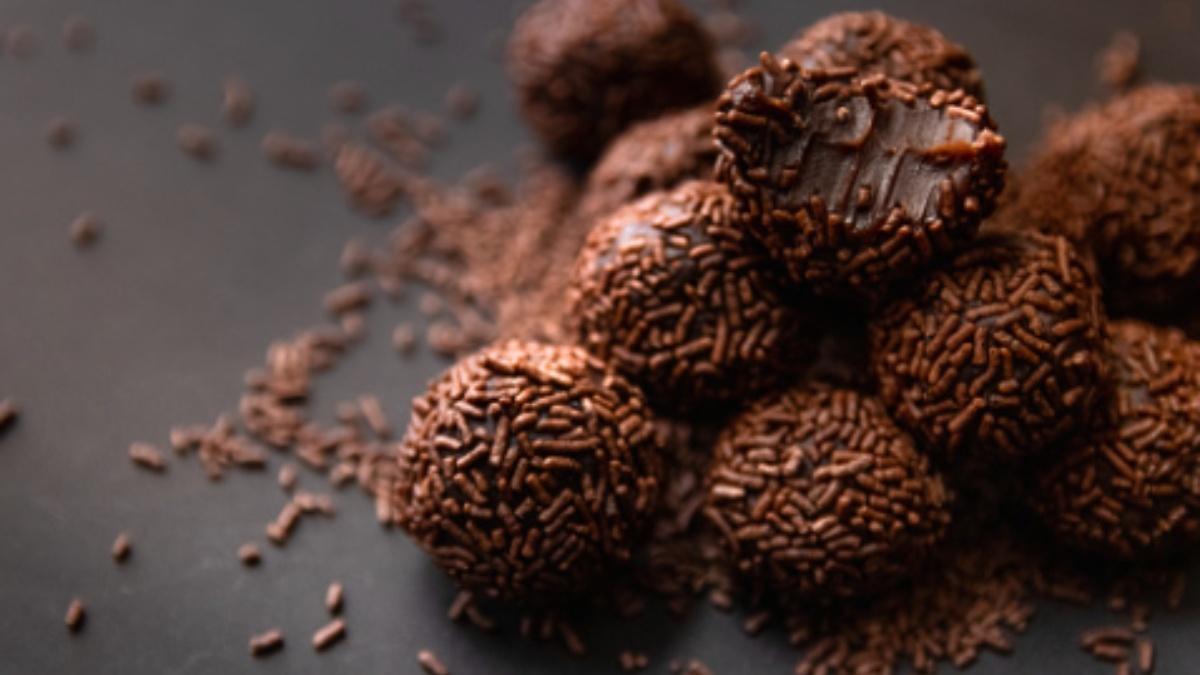 Las 5 recetas de trufas de chocolate más fáciles de preparar y deliciosas de la historia