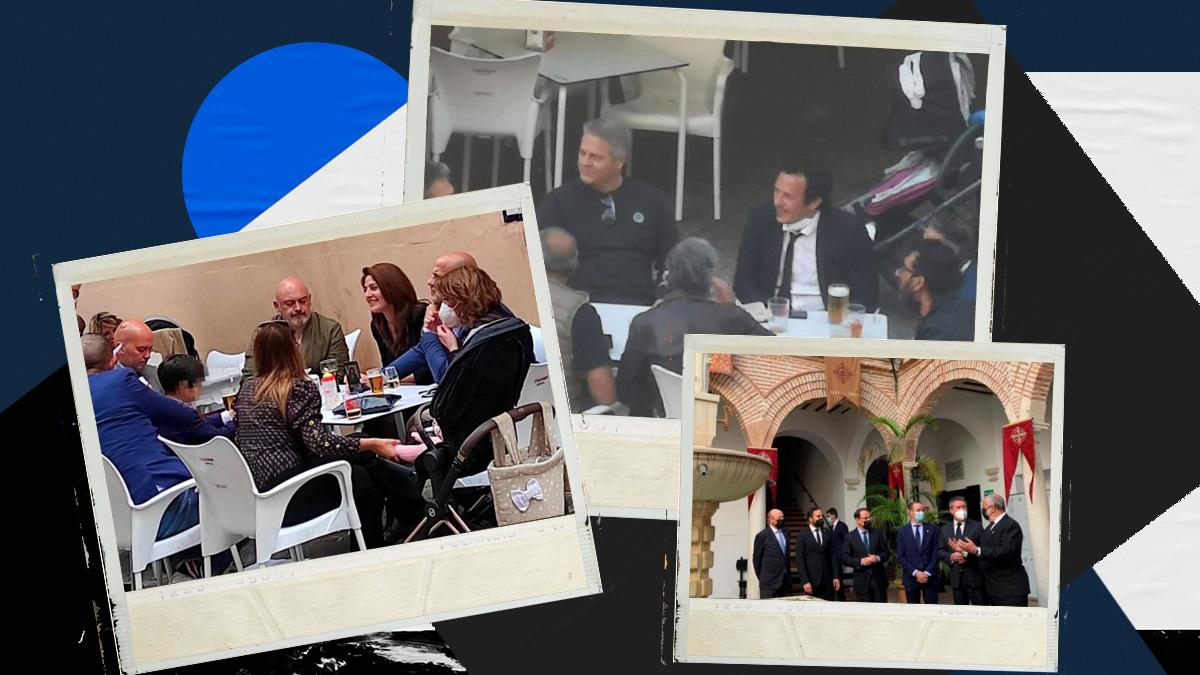 Kichi, Susana Díaz, Espadas… La izquierda 'se ríe' de los andaluces incumpliendo sistemáticamente las normas.