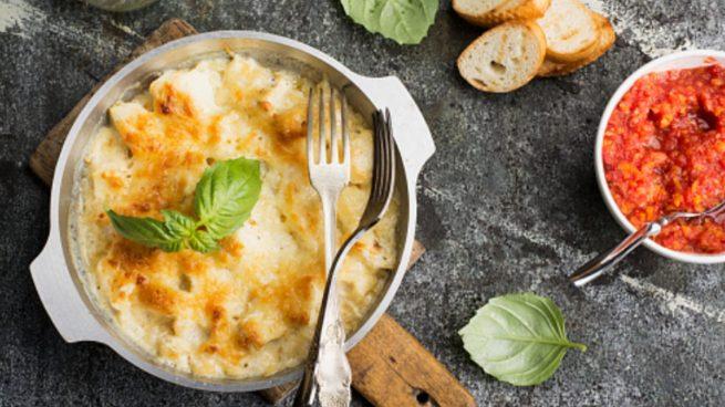 Brandada de bacalao al microondas, receta rápida para un plato de restaurante