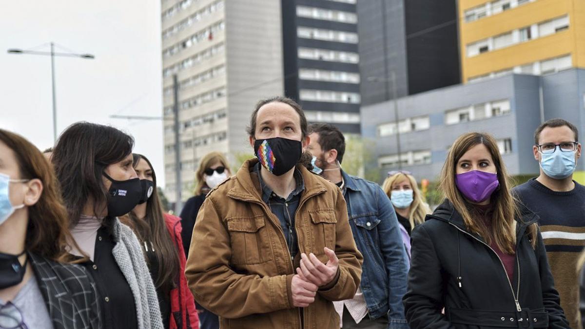 Pablo Iglesias. Foto: Podemos.