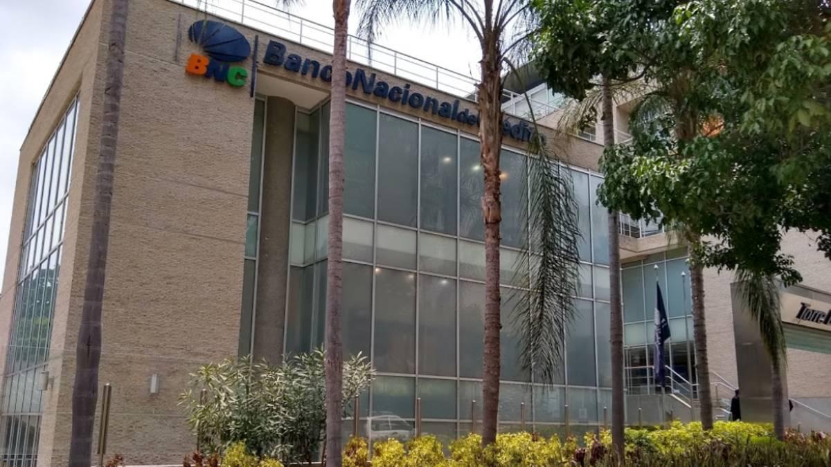 La antigua sede del Banco Nacional de Crédito (BNC) en Altamira, comprada por Asuntos Exteriores para transformarla en la nueva Embajada de España en Venezuela.