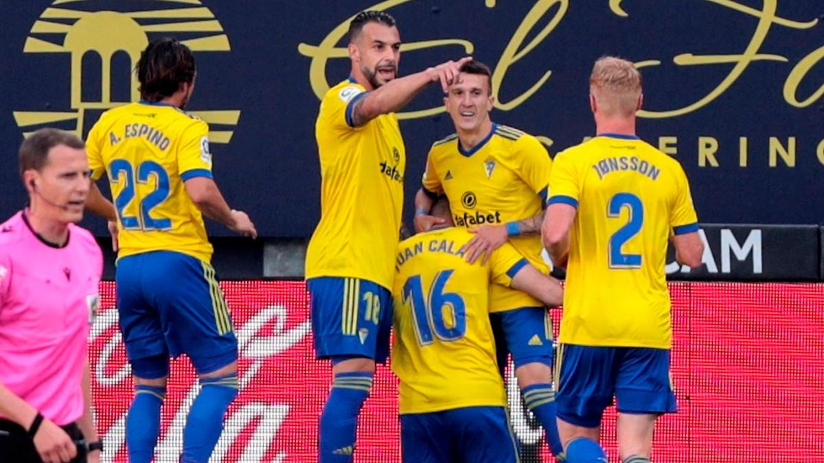 Cádiz – Valencia: resultado, resumen y goles del partido de Liga Santander (2-1)