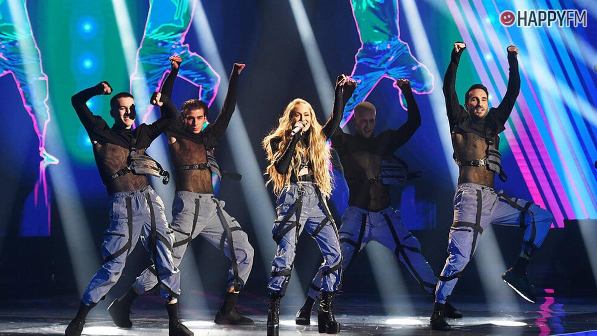 Eurovisión 2021, primera semifinal