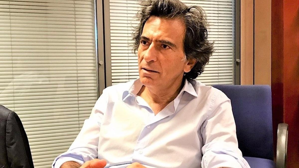 El periodista y escritor Arcadi Espada.