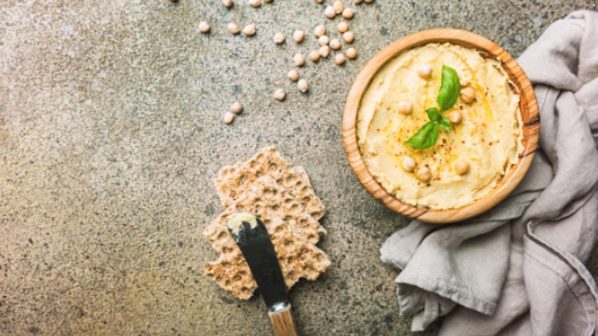 5 recetas de hummus casero, originales, saludables y fáciles de preparar