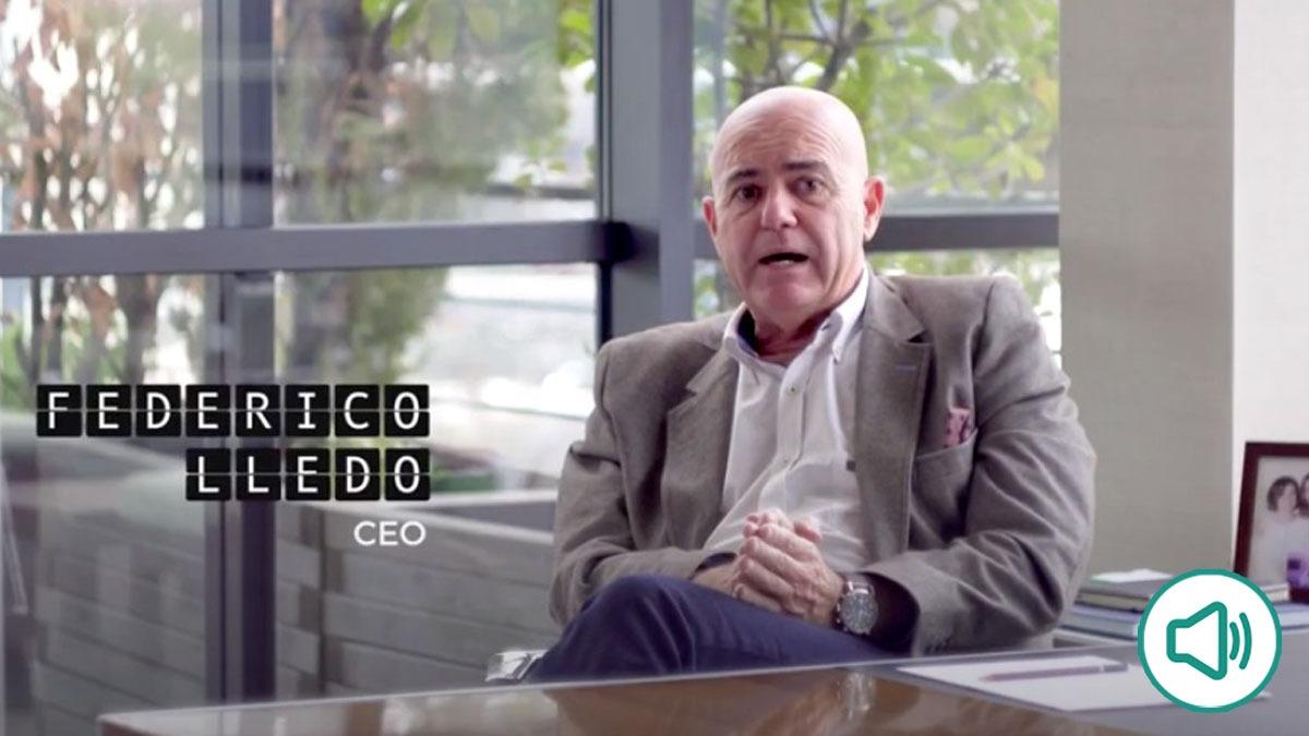 Federico Lledó, consejero delegado de la agencia SummerWind GSA.