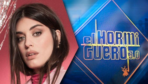 Dulceida es la invitada estrella de la semana en 'El hormiguero'