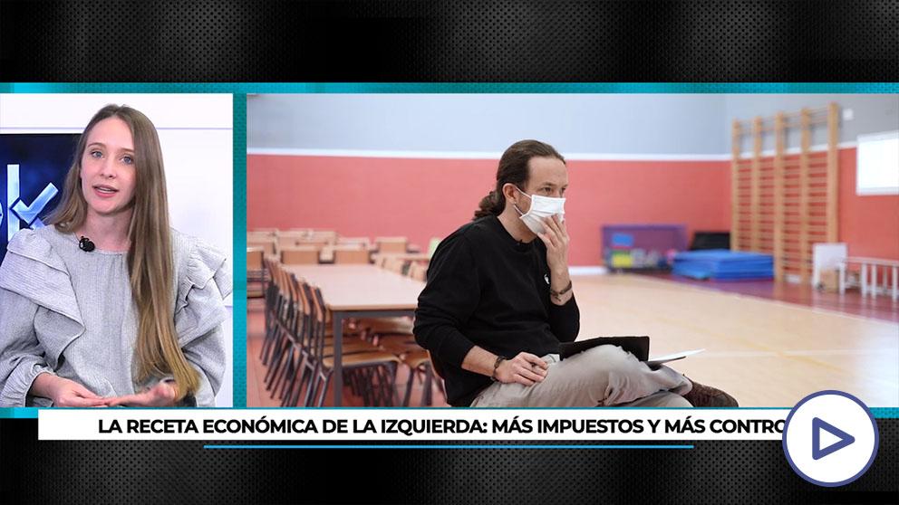 El plan económico de la izquierda para Madrid- asalto fiscal y control del mercado.