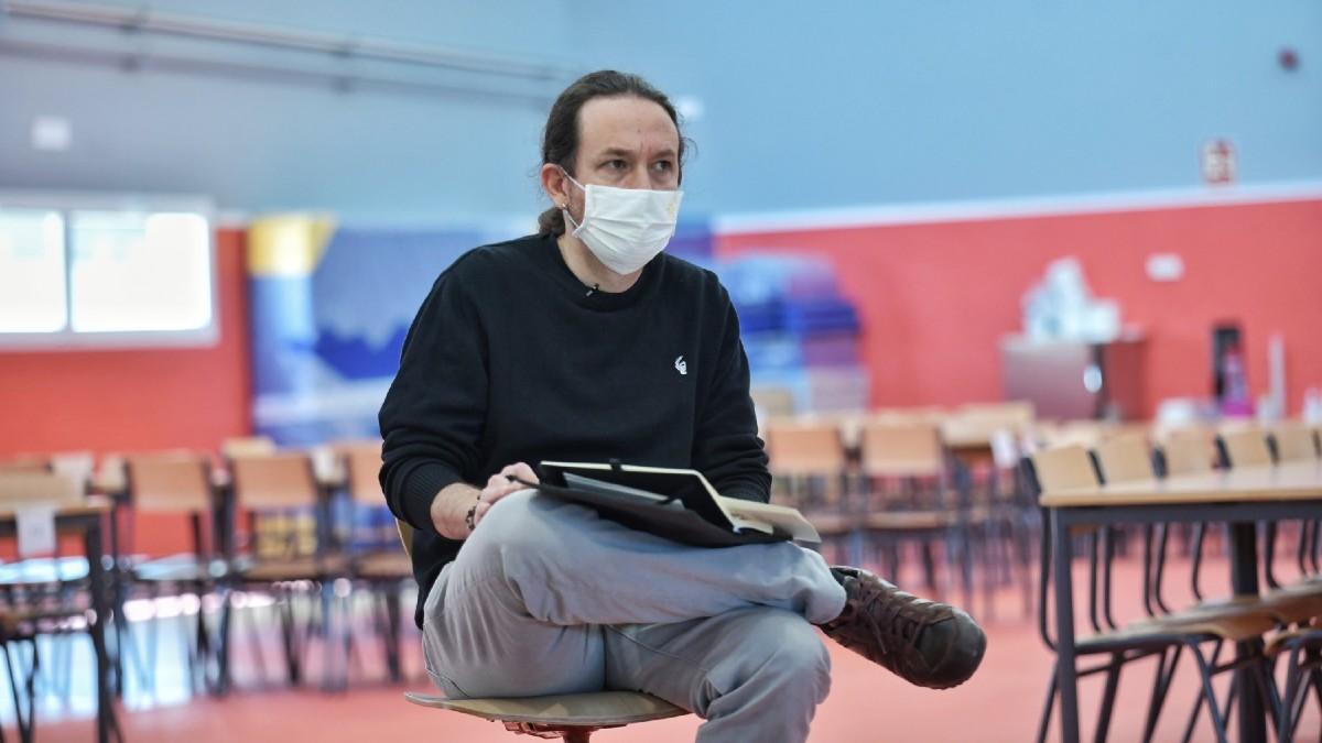 Pablo Iglesias (Foto: Podemos / Dani Gago)