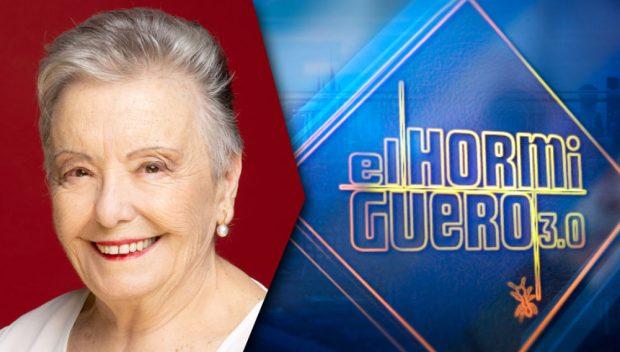 El hormiguero: María Galiana visitará el programa este lunes