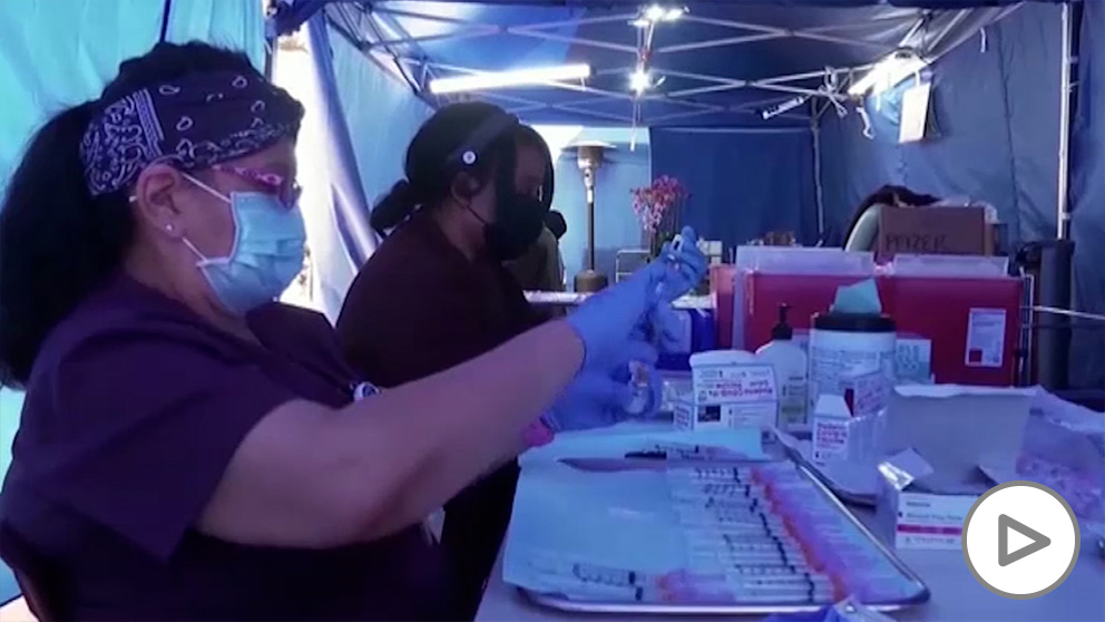 Un laboratorio de EEUU estropea 15 millones de vacunas