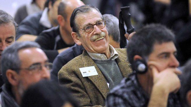 Fallece a los 88 años el histórico cofundador de ETA Julen Madariaga