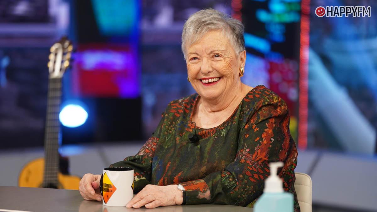 María Galiana en 'El Hormiguero'
