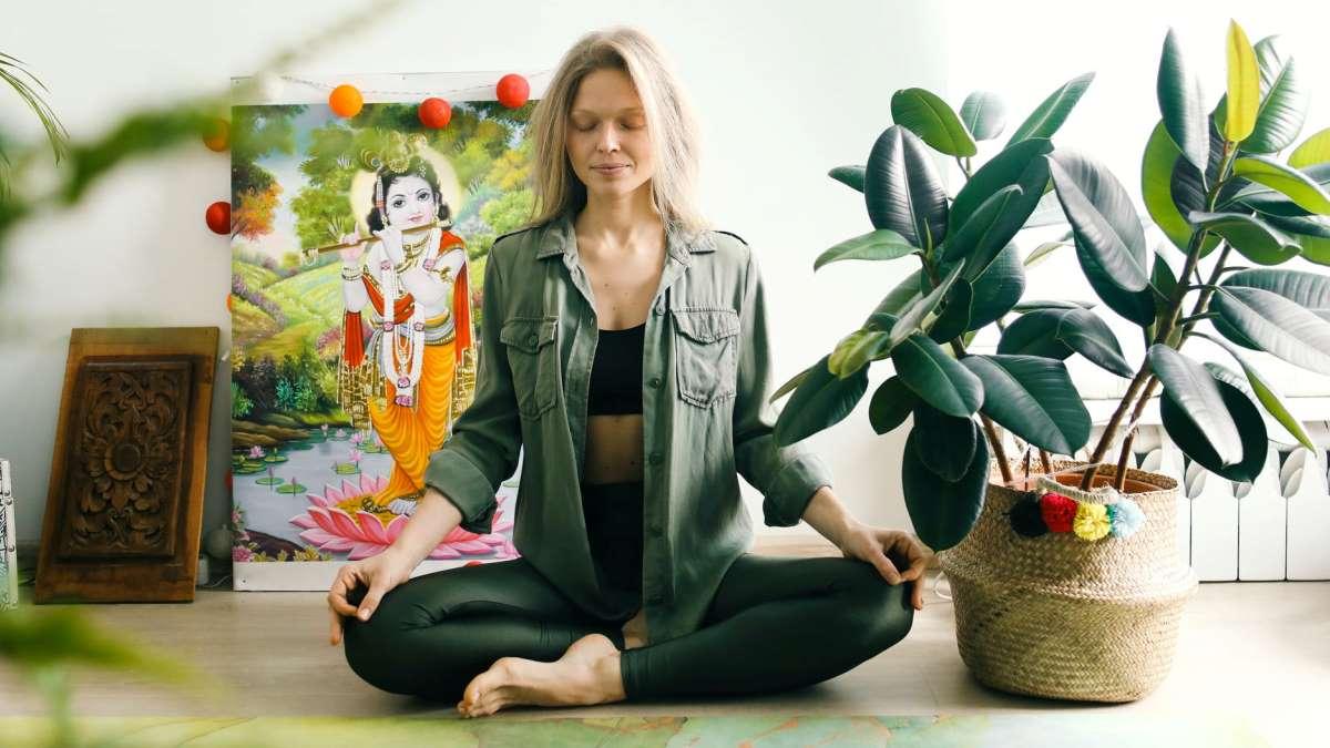 La meditación es de gran ayuda para aprender a concentrarse
