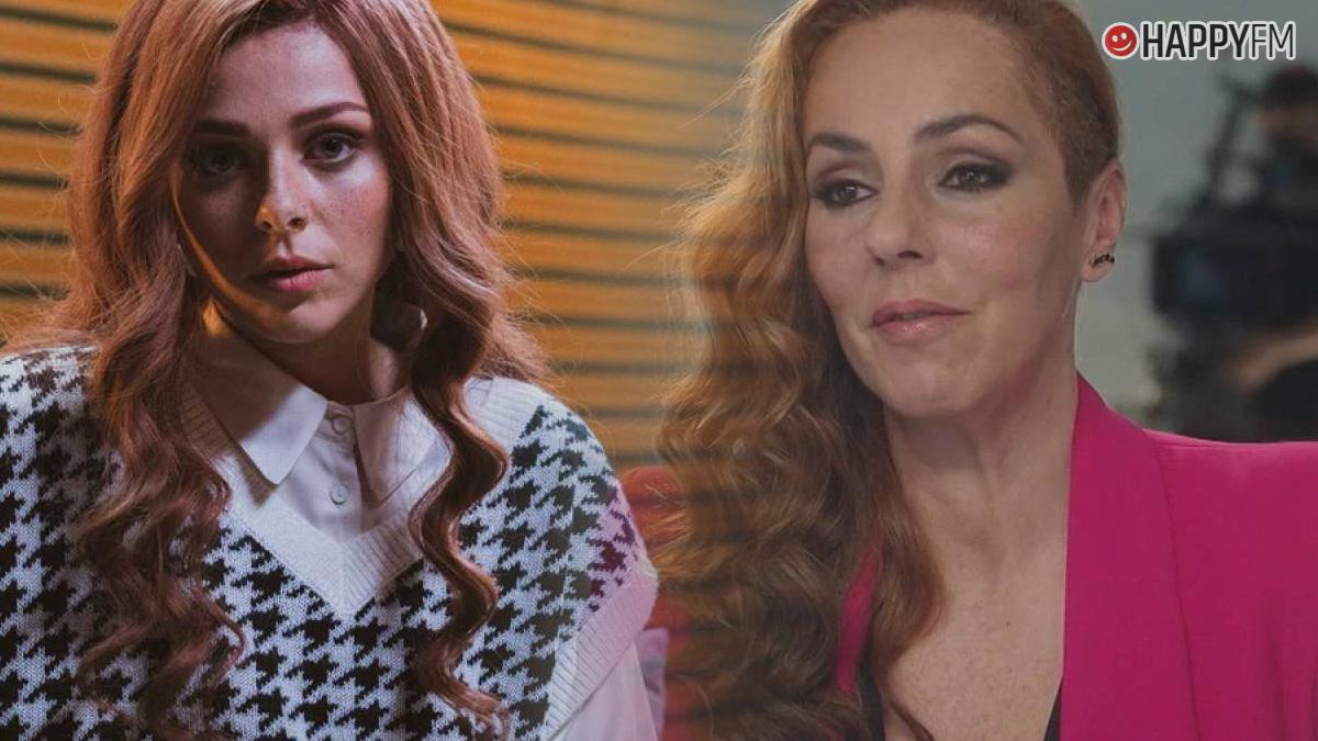 Victoria, de Eurovisión 2021, y Rocío Carrasco