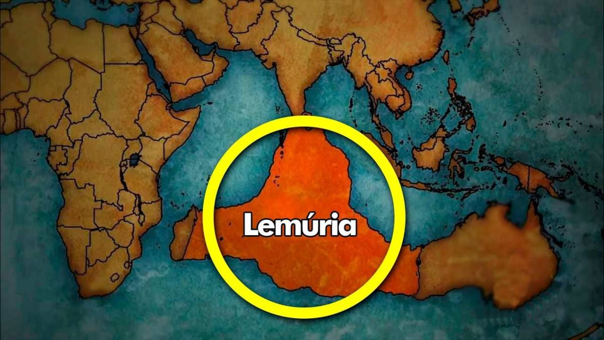 Continente de Lemuria