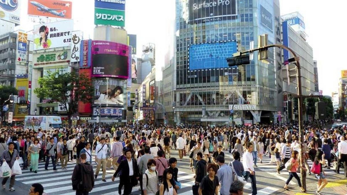 Algunas de las  ciudades más pobladas del mundo