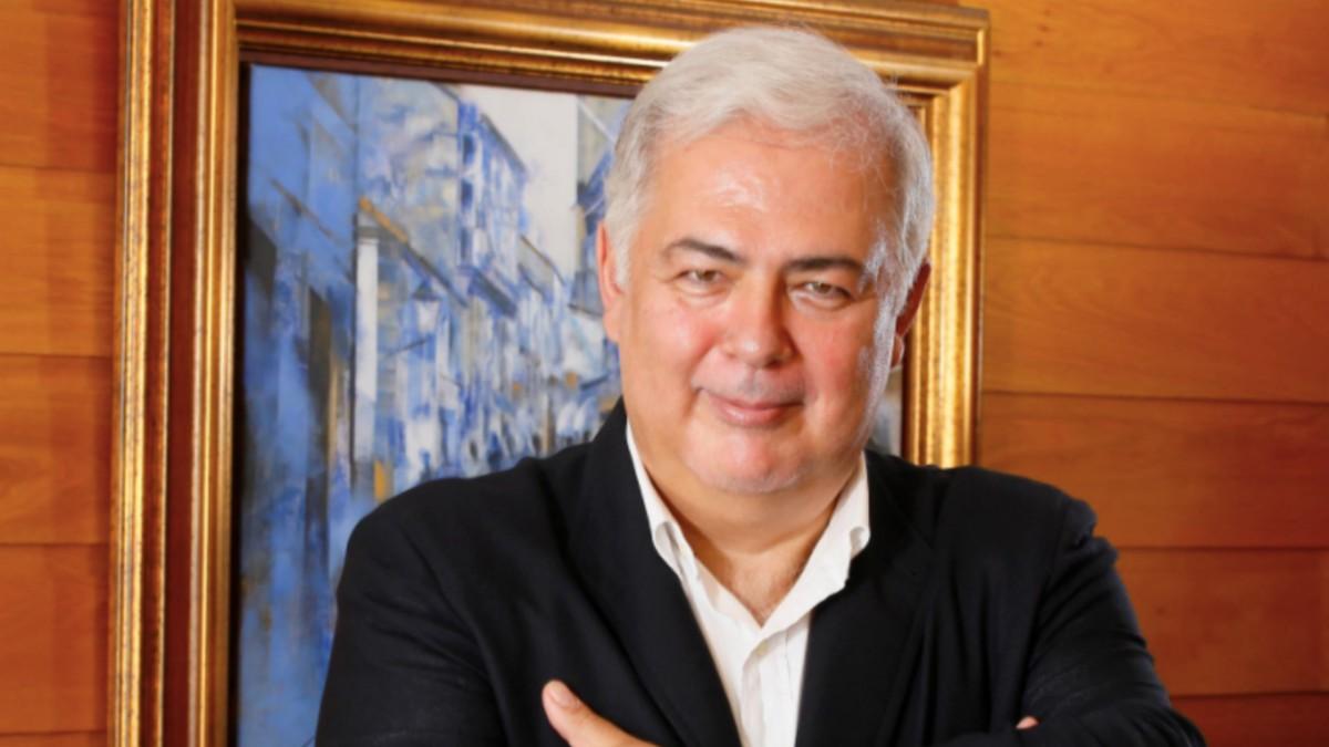 Luis de Valdivia, CEO de Ecoener.