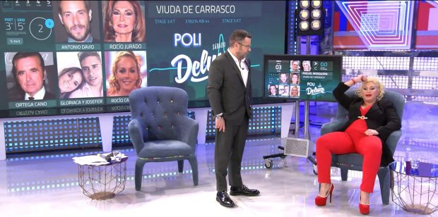 Raquel Mosquera no dudó en hablar de los desencuentros con Rocío Carrasco