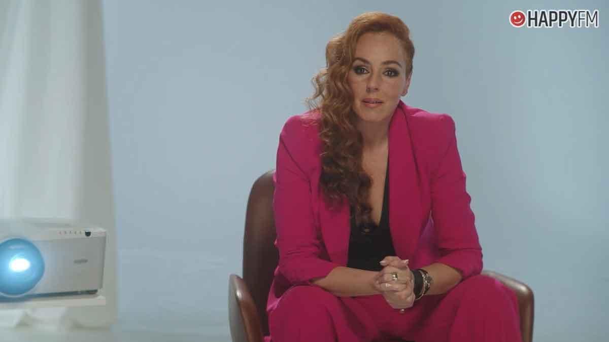 Rocío Carrasco, sobre Raquel Mosquera: «Esa persona para mí no existe»