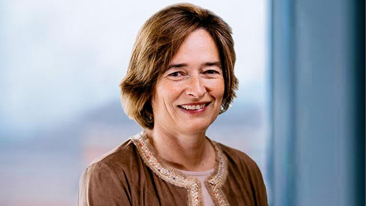 Ana Sáinz de Vicuña, miembro de la familia propietaria de Fincapital y consejera de Acciona
