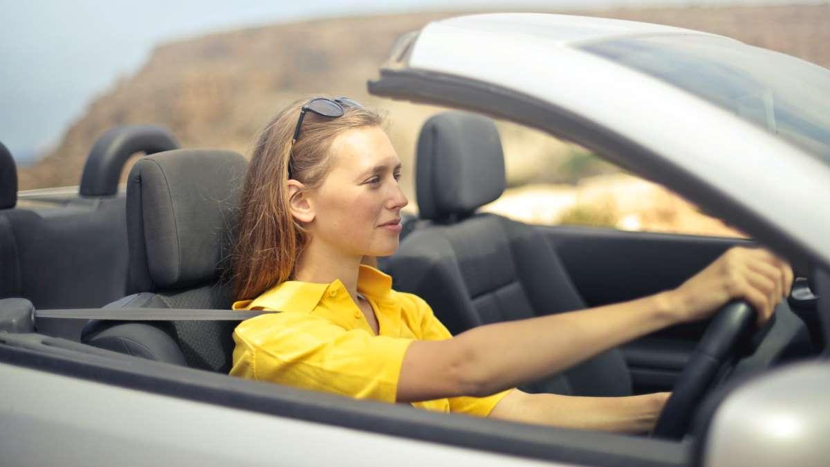El cinturón de seguridad puede salvarte la vida