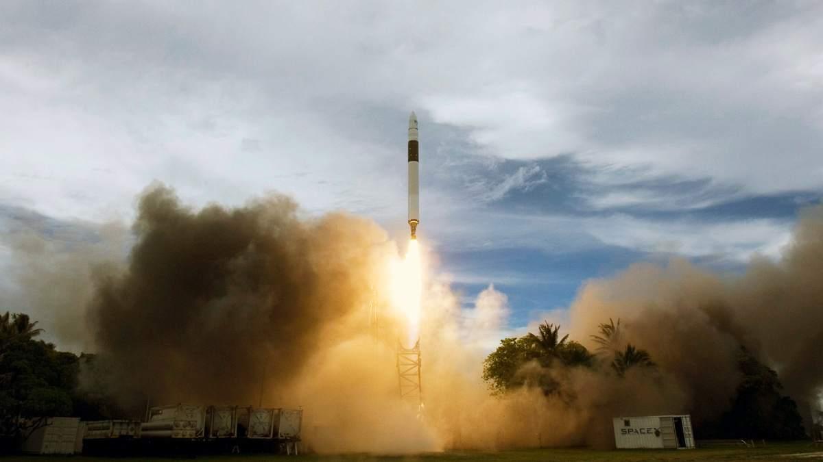 El cohete de fusión y el espacio