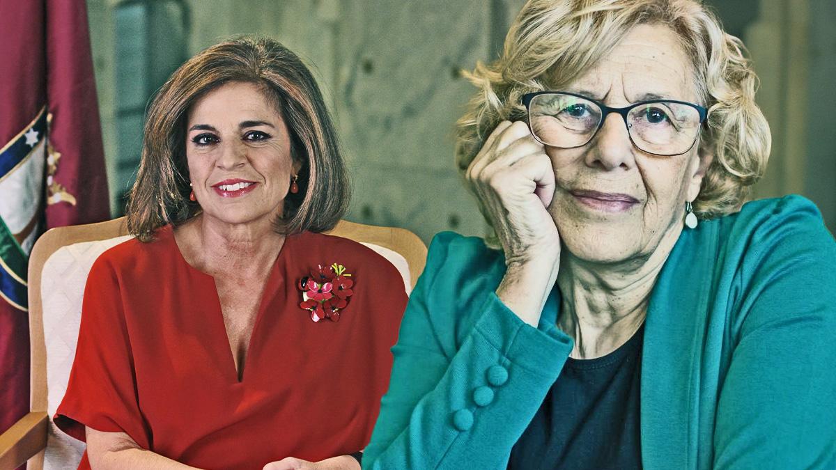 Las ex alcaldesas de Madrid Ana Botella y Manuela Carmena recibirán la Medalla de Honor de la Ciudad de Madrid.