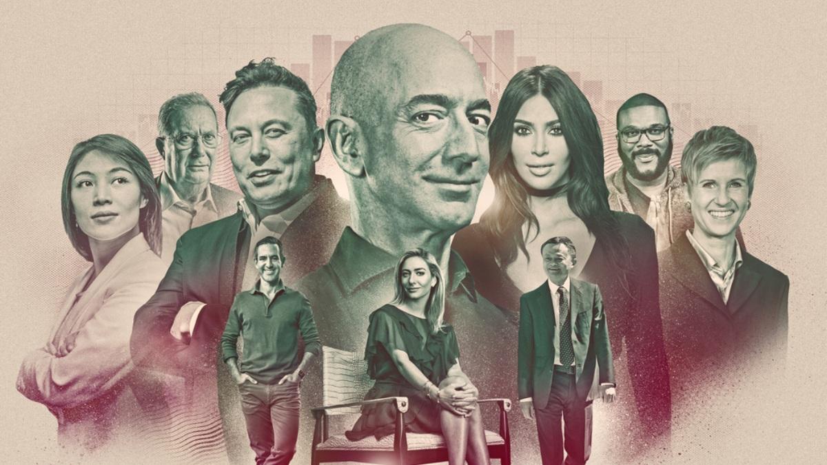 Lista Forbes de los más ricos del mundo