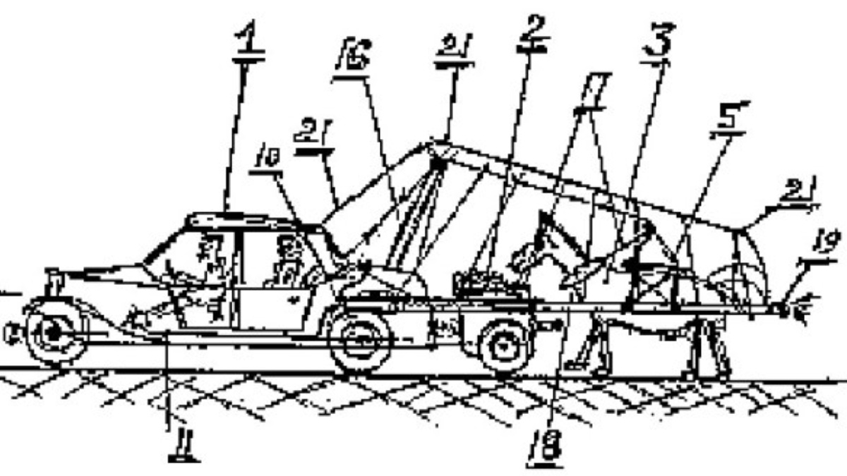 Las patentes de Arthur Paul Pedrick