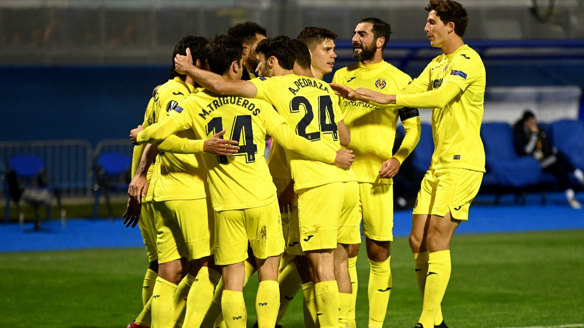 El Villarreal se acerca a semifinales. (AFP)